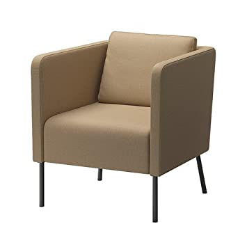 Amazon.com: Ikea Chair, Skiftebo beige 1226.20826.3010 ...