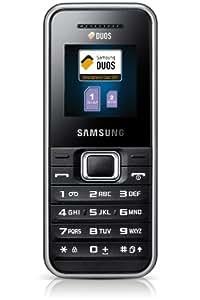 "Samsung E1182 - Móvil libre (pantalla de 1,52"", dual SIM)"