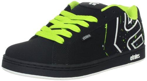 Shoe Skate LS Fader Black Print White Etnies tw8Zt