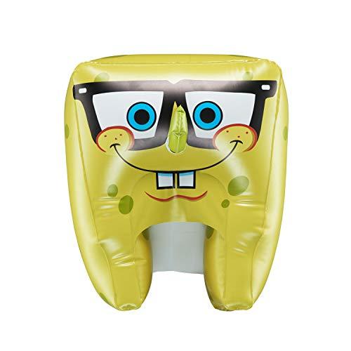"SpongeBob SquarePants, SpongeHeads, +20"" Tall Inflatable Wearable, Spongebob ()"