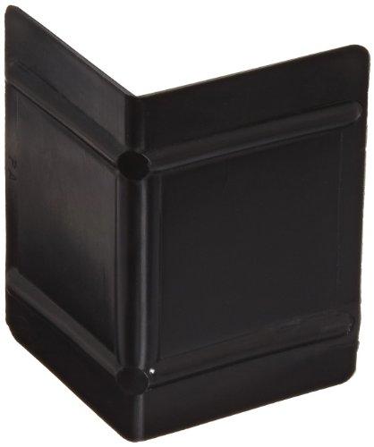Plastic Canvas Corner - Nifty Products SCP25 Plastic Corner Protector, 1-3/4