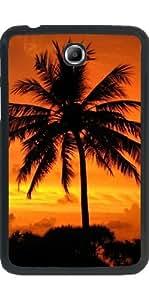 """Funda para Samsung Galaxy Tab 3 P3200 - 7"""" - Puesta Del Sol"""