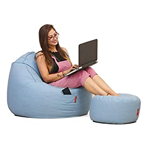 Best Bean Bag Cool Chair With Footrest India 2021