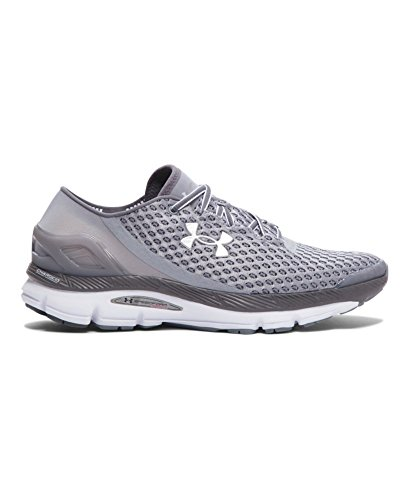 Under Armour Ua Speedform Gemini-stl/gph/msv - steel / graphite / metallic si