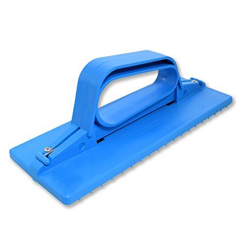 UltraSource Handheld Scrubber Pad Holder, Blue ()
