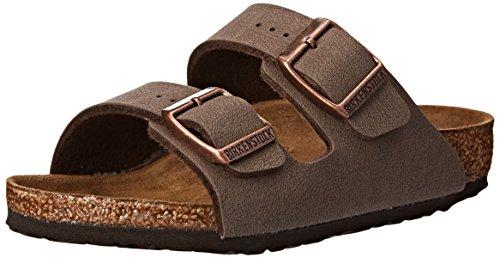 (Birkenstock Arizona Birko-Flo Mocha Sandals - 30 EU(12-12.5 M US Little Kid))