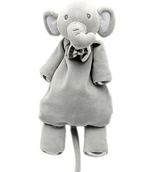 Bellecita Regalo Creativo Toalla de algodón Toalla de Mano Suave Consolador de bebé Juguetes Juguete de