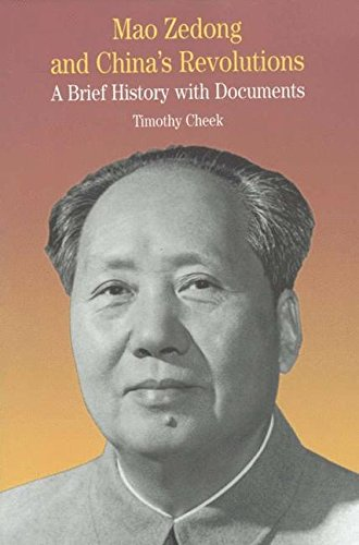 MAO ZEDONG+CHINA'S REVOLUTION