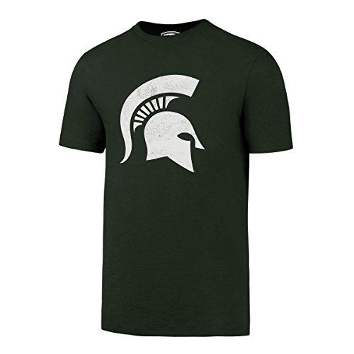 - OTS NCAA Michigan State Spartans Men's Rival Tee, Medium, Dark Green