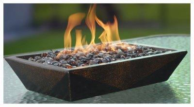 Bond 50660 14.4'' Table Fire Pit, Plain by Bond