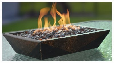 Bond 50660 14.4 Table Fire Pit, Plain