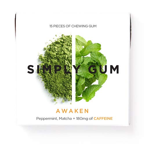 Simply Gum Natural Chewing Gum