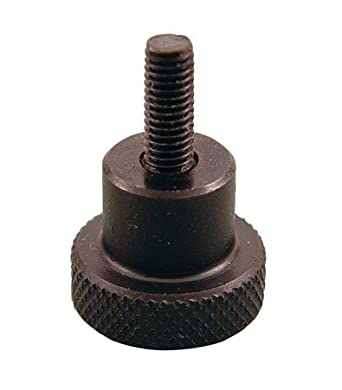 Reid Select 1 Each Steel Knurled Knob 3 Dia 3//4-10 Tapped Thru