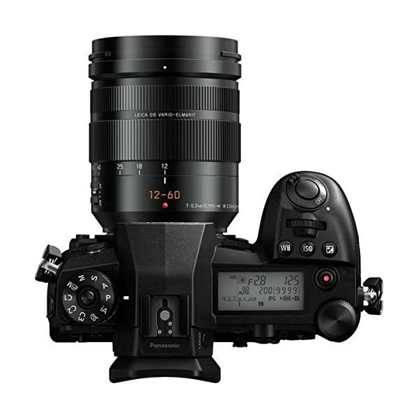 RetinaPix Panasonic Lumix G9 Mirrorless Camera with Lumix G 12-60mm F/2.8-4.0 Lens