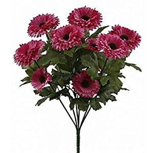 Windowbox UV Protected Outdoor Rated Mini Aster Bush - Purple 77