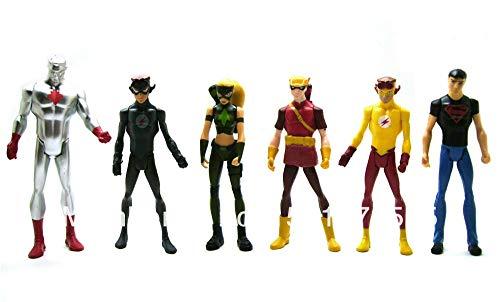 (VIZIKS Jlu Young League Atom Kid Ar S Speedy Superboy Loose 4.25