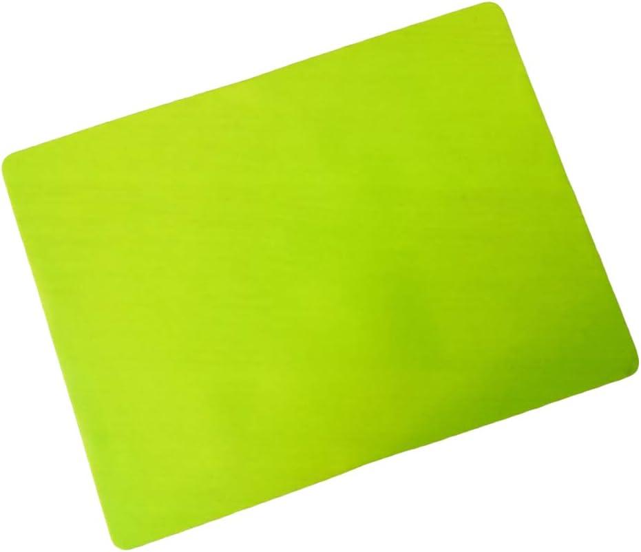 bol Orange tasse /à th/é r/ésistant /à la chaleur Litty089 Set de table de cuisson 40 x 30 cm en silicone antid/érapant d/écoration pour caf/é