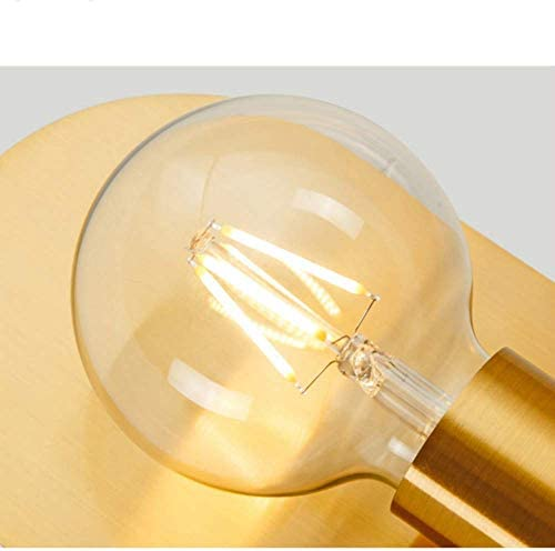 Modern Metal Simple Wall Lamp, Nordic Led Lights, Indoor Decor Lighting, Loft Mirror Light, for Bedroom Bathroom Stairs