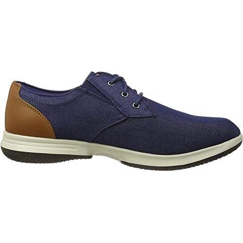 chollos oferta descuentos barato Skechers DARLOW REMEGO Zapatillas para Hombre Tela Vaquera Azul 45 EU
