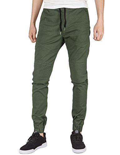Stretch Chino Twill Fabric - 2