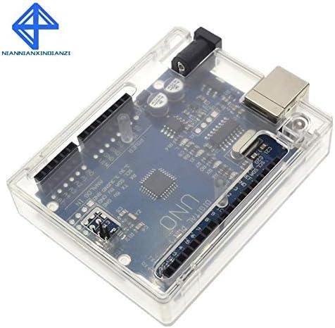 Caja transparente para Shell de Arduino UNO R3 MEGA328P (no ...