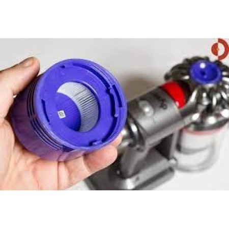 Extolife 1 + 1 Pack Filter Replacements Pre Filter and HEPA Filter for Dyson V7, V8 Absolute Cordless Animal Vacuum. Replaces Part # 965661-01 and #96747801 by Extolife (Image #3)