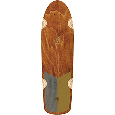 Arbor Skateboards Foundation Series Premium Pilsner Skateboard Deck - 8.25