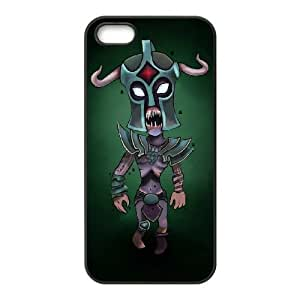 iPhone 5 5s Cell Phone Case Black Defense Of The Ancients Dota 2 UNDYING 003 LK1561628
