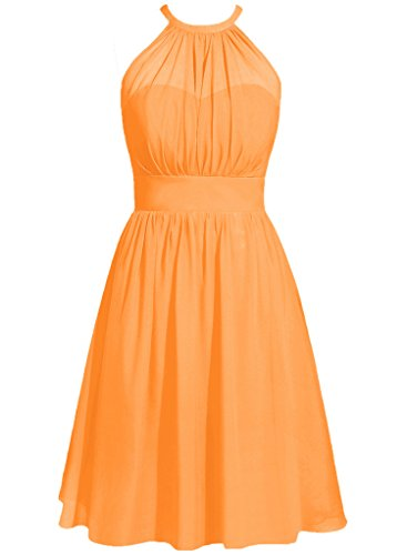 Chiffon Bridesmaid Gowns - 9