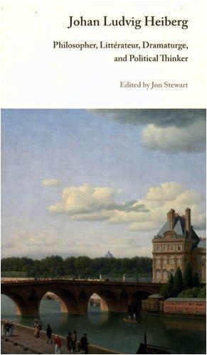 Johan Ludvig Heiberg (Danish Golden Age Studies) por Dr. Jon Stewart