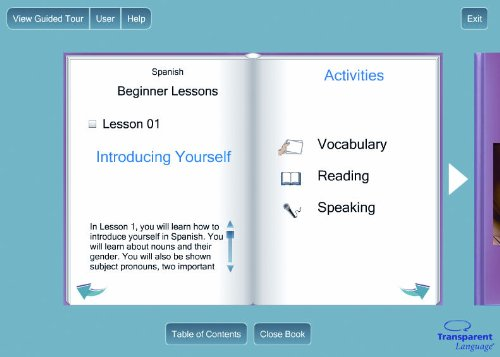 Amazon.com: Complete Spanish (Latin American) Language Tutor Software & Audio Learning CD-ROM for Windows ONLY