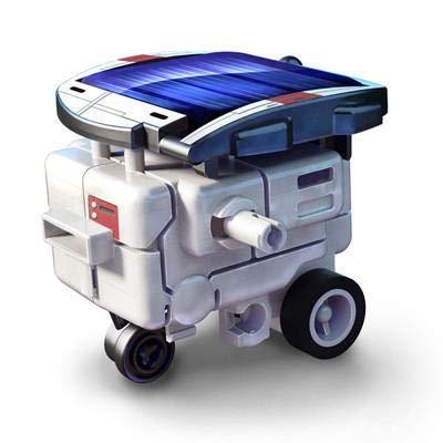 7 in 1 Solar Rechargeable Space Fleet : Baby