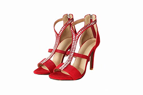 Sandali Con Tacco Tacco Alto Con Tacco Alto Alla Caviglia E Tacco Alto