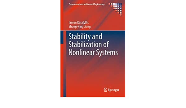 Stability and Stabilization of Nonlinear Systems
