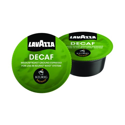 Lavazza Espresso Decaf Keurig Rivo Pack, 180 Count by Lavazza
