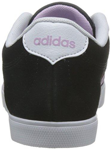 Gymnastique Femme Adidas Noir Chaussures W Courtset De wqH6gSI