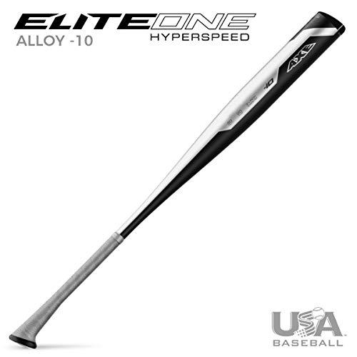 Axe Bat 2019 Elite One Hyperspeed L139G-HS USA Baseball Bat (-10) 2 1/2