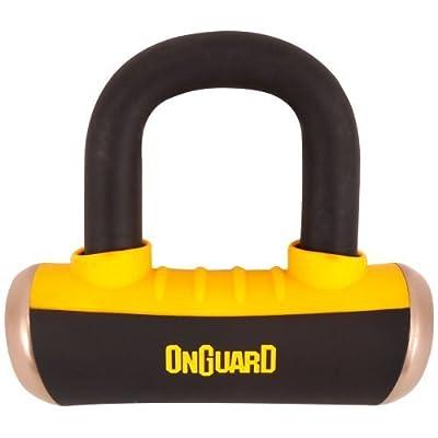 Onguard Boxer X4 Disc Lock (Black, 58 x 56-mm) by ONGUARD LOCKS