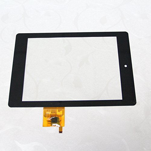 Touch Screen Digitizer Glass Lens Replacement for Acer Iconia Tab A1 A1-810 (Iconia Digitizer 810 A1)