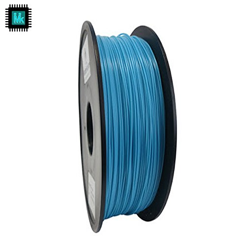 IMIK 1.75mm PLA Filament 1 KG Roll for 3D Printers (Sky Blue)