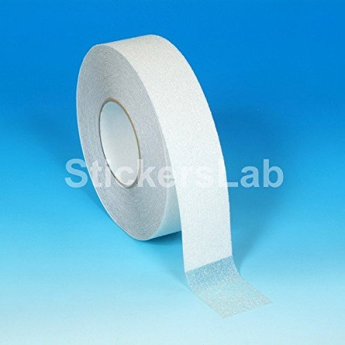 1 opinioni per StickersLAb- Strisce nastro pellicole adesive antiscivolo trasparente esterni