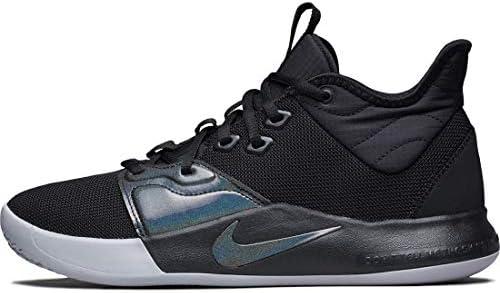 (ナイキ) Nike PG 3 EP AO2608-003 ブラック ポールジョージ スニーカー [並行輸入品]
