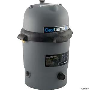 "De filtro, Waterway Clearwater II, 44GPM, 12Sqft, 1–1/2"""