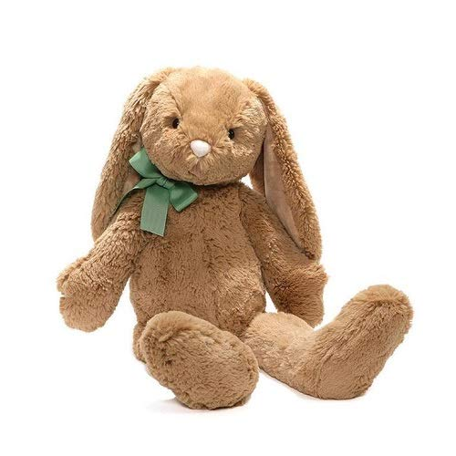 GUND Easter Evan Bunny Plush Stuffed Animal, Caramel Brown, ()