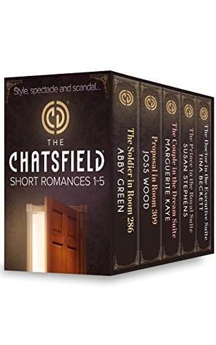 book cover of The Chatsfield Short Romances 1-5