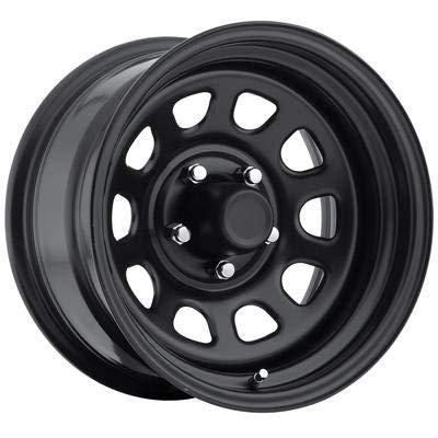 Pro Comp Steel Wheels Series 51 Wheel with Flat Black Finish (15x8