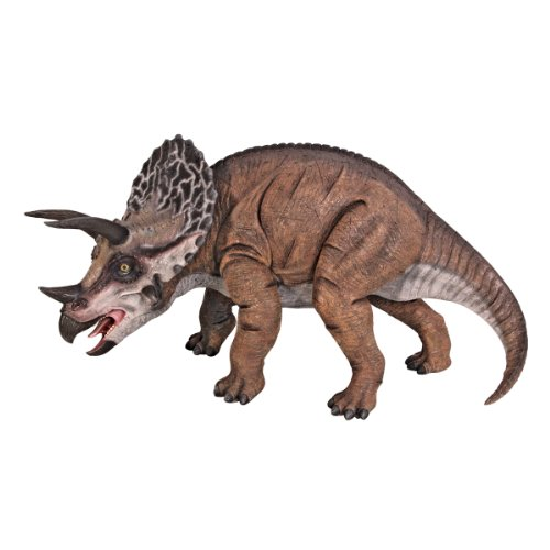 Design Toscano Triceratops Scaled Dinosaur Statue Review