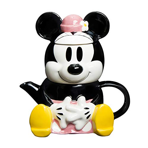 Minnie Mouse T-4 one SAN1937 (set of cups and pots) (japan import) (Pan Swarovski Peter)