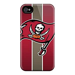 Iphone 6 Puy2019HEbE Custom Realistic Tampa Bay Buccaneers Image Shockproof Hard Phone Cover -no1cases
