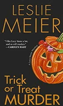 Trick or Treat Murder 1575662191 Book Cover